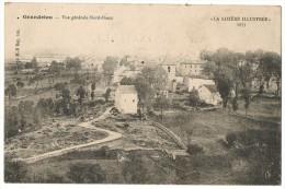 GRANDRIEU -VUE GENERALE NORD-OUEST - Gandrieux Saint Amans