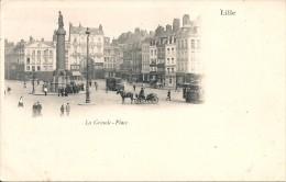 LA GRAND PLACE - Lille