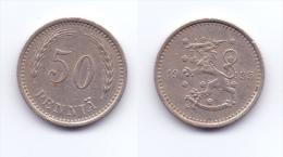 Finland 50 Pennia 1935 - Finnland
