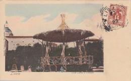 3-4389 -  Licata - Villa Elena E Chiosco - Agrigento - F.p. Viaggiata - Agrigento