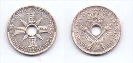 New Guinea 1 Shilling 1935 - Papouasie-Nouvelle-Guinée