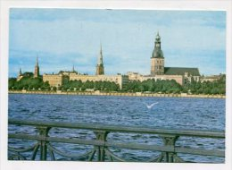 LATVIA - AK 247688 Riga - Lettonie