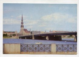 LATVIA - AK 247706 Riga - Lettonie