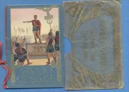 Calendarietto 1935 - GIULIO CESARE - Calendars