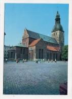 LATVIA - AK 247742 Riga - Doma ... - Lettonie