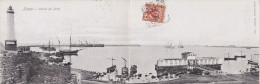 3-4412 - Licata - Veduta Del Porto - Cartolina Doppia - Agrigento - F.p. Viaggiata - Agrigento
