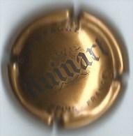 RUINART  N° 49  Lambert 499/4  Or Et Gris  D32mm - Ruinart Ruinart