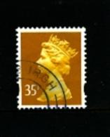 GREAT BRITAIN - 1993  MACHIN  35p.  2B  FINE USED  SG Y1698 - Machins