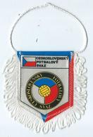 Fanion Football Ceskoslovensky Fotbalovy Svaz - Apparel, Souvenirs & Other