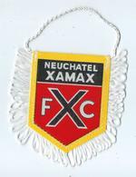 Fanion Football L'équipe De Neuchatel Xamax - Apparel, Souvenirs & Other