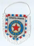 Fanion Football L'équipe Du Sparta Praha - Apparel, Souvenirs & Other