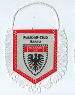 Fanion Football L'équipe De Fussball Club Aarau - Apparel, Souvenirs & Other