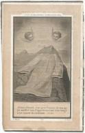 90.EUGENIE-MARIE-ANNE GHION -WAVRE 1843 - 1869 - Imágenes Religiosas