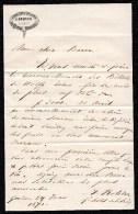 JUDAICA !! LOT DE 16 LETTRES HOTEL DE LA PAIX ( bient�t Ritz Carlton ) � GENEVE ( propr. KOHLER ) de 1866 � 1871