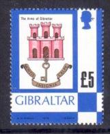 Gibraltar 396** Armoiries - Gibraltar