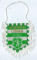 Fanion Football L'équipe De Sporting Lisboa - Apparel, Souvenirs & Other