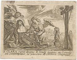 91.EERWAERDEN PATER FRANCISCUS NICOLAIS CRABBEN - MINDERBROEDER -geborig ENGHIEN In HENEGOUWEN/HASSELT 1815 - Imágenes Religiosas