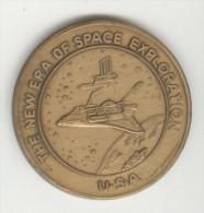 Jeton US - Kennedy Space Center Florida - STS 26 Discovery - Professionnels/De Société