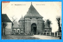 AVR478, Dampierre, Entrée Du Château, 508, Circulée 1910 - Other Municipalities