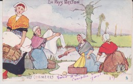 TUCK RAPHAEL  EN PAYS BRETON - Tuck, Raphael