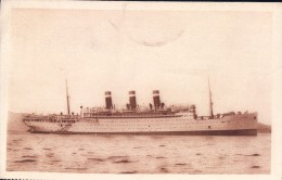 SS Providence Fabre Line - Piroscafi