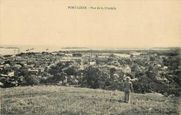 ILE MAURICE PORT LOUIS Vue De La Citadelle - Maurice