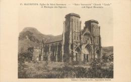 ILE MAURICE Mauritius église Du Saint Sacrement - Maurice