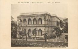 ILE MAURICE Mauritius PORT LOUIS Le Musée - Maurice