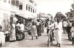J-COTONOU-7-RUE DE LA LAGUNE(MERCATO) - Dahomey