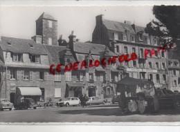 29 - ROSCOFF - LA PLACE   HOTEL DES BAINS - Roscoff