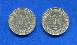 Congo   2  Pieces - Congo (République 1960)
