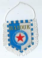 Fanion Football L'équipel Hajduk Split - Apparel, Souvenirs & Other