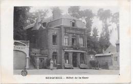 SERQUEUX - Hôtel De La Gare - Non Classés