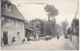 MARTIN EGLISE - Auberge Du Clos Normand - France