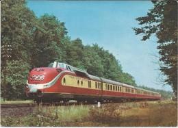 Transport.Railway.Trains.Train - TEE. - Trains