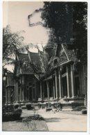 - 12 - SOUVENIR D´INDOCHINE - Cambodge, Phnom Penh, Le Musée Albert Sarraut, Petit Format, TTBE, Scans. - Cambodia