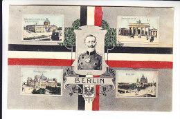 Germany GRUSS AUS BERLIN Kaiser Wilhelm - Ohne Zuordnung