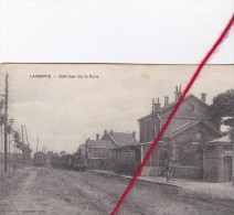CP 62 - LAVENTIE  - Intérieur De La Gare - Laventie