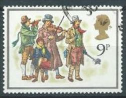 GB 1978 Christmas: The Waits  9p.  SG 1072 SC 848 MI 778 YV 877 - Used Stamps