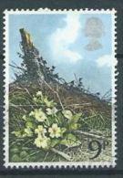 GB  1979 Flowers: Primrose  9p.  SG 1079 SC 855 MI 785 YV 884 - Used Stamps