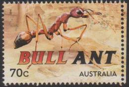 AUSTRALIA - USED 2014 70c Stamp Collecting Month - Things That Sting - Bull Ant - 2010-... Elizabeth II