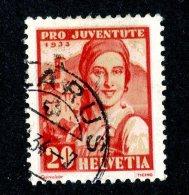 8381 - Swiss 1933   Michel # 268 (o)  (cat. 2.50€ ) - Usati