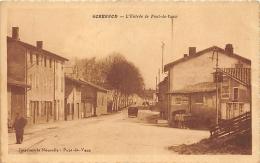 AIN  01  GORREVOD  L'ENTREE DE PONT DE VAUX - Francia