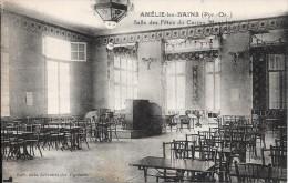 AMELIE LES BAINS  - 66 -   Salle Des Fetes Du Casino Municipal - TRES RARE - ENCH - - France