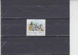 SVEZIA  2001 - Unificato  2191 - Nuovo Anno Cinese - Serpente - Svezia