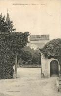 Cpa 37 Continvoir, L'entrée Du Manoir, Carte Pas Courante - Frankreich