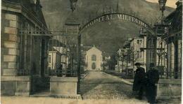 L'hôpital Militaire - 1914-18