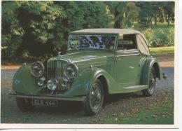1937 Bentley 4 1/4 Drophead Coupé (grande Bretagne) Neuve - Passenger Cars
