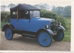 1925 Trojan 10HP Utility Chummy Tourer (grande Bretagne) Neuve - Passenger Cars
