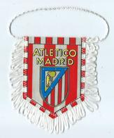 Fanion Football L'équipe De L'Atletico Madrid - Apparel, Souvenirs & Other